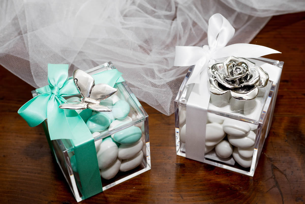 Wedding Bomboniere Gifts: Bomboniere